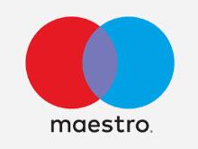 Bankkarte Maestro Logo