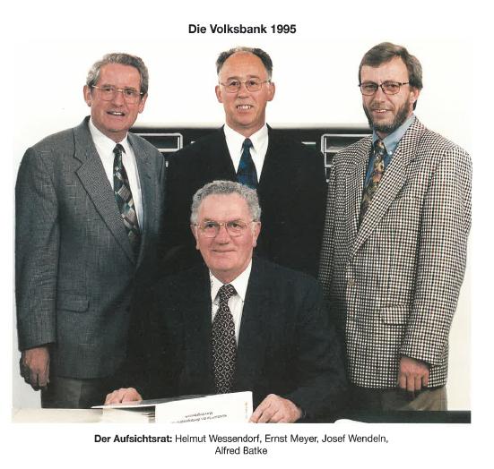 Aufsichtsrat 1995